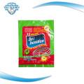 Bobina de mosquito de papel feito de fibra vegetal