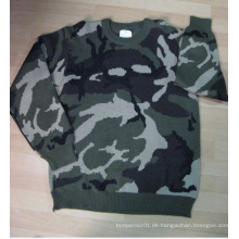 Armee-Pullover