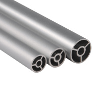 Extruded Aluminum Tube for Antenna Roller Printer Round Tube Pipe