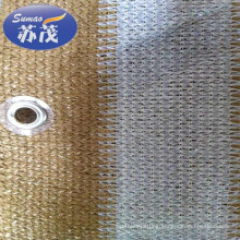 Hdpe Car Parking Balcony Shade Net With UV Resistant , 120gsm-180gsm