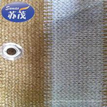 Rede da máscara do balcão do estacionamento do carro do Hdpe com resistente UV, 120gsm-180gsm
