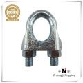 câble d'acier malléable clip din741