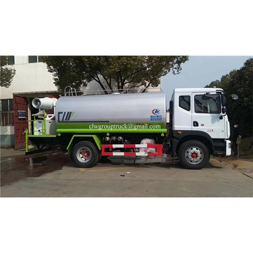 Dongfeng  5-7 cbm water tanker truck for sale