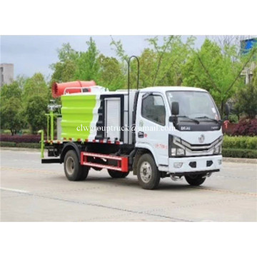 Dongfeng fog mist cannon dust suppression truck