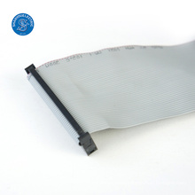 Grey 74pin electric flat ribbon cable assembly wire to board