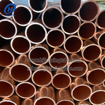 Condencers de superficie Red Seamless Copper Tubing C12000