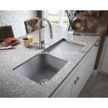 Ручной работы из нержавеющей стали Встройной Кухонная раковина с drainer