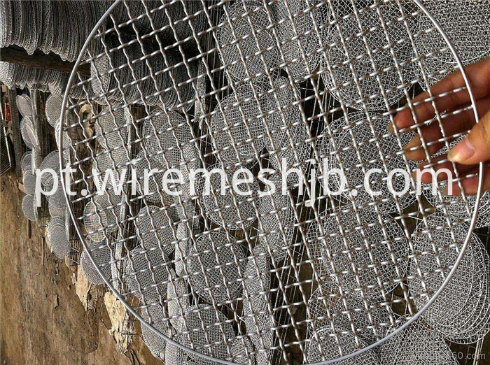 Stainless Steel BBQ Grill Netting