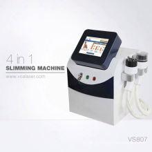 Máquina de emagrecimento de cavitação corporal com DVD de treinamento