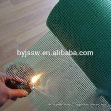 Tissus de maille de fibre de verre pour la maille de construction / fibre de verre à vendre