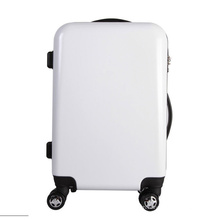 Printed Luggage 2016 Hot-Selling Trolley PC+ABS 3PCS
