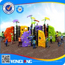 Climbing Plastic Outdoor Playground Equipment