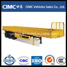 Cimc 3 Axles Cargo Container Semi Trailer