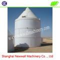 Art Zement Silo für Betonmischung Anlage verschraubt