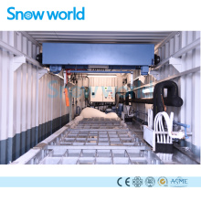 Snow world 10T Контейнерный блок Ice Ice Machine
