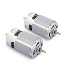 high speed low noise oil Bearing dc motor electric drill power tool