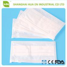 Mehr weiche, nicht gewebte Gesichtsmasken von mechine made in China