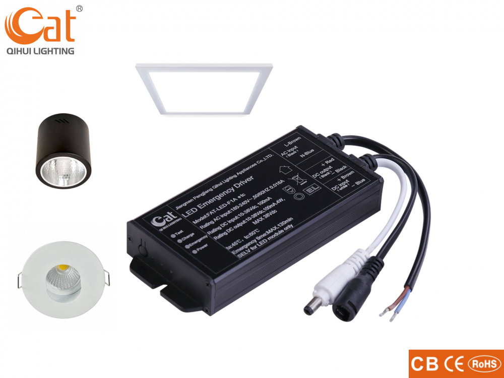 Emergency Lighting Kit