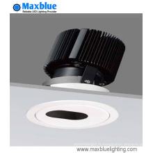 Lampe de plafond encastrée LED 9W