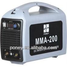 CE inverter DC 200 amp welding machine