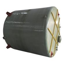 Máquina de enrolamento de alta pressão da embarcação do tanque de água de FRP GRP