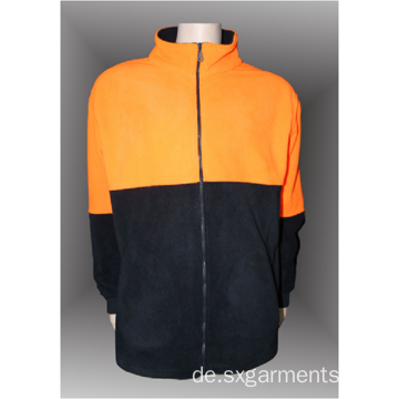 Hot Sale Herren-Fleecejacke aus 100% Polyester