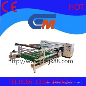 haute vitesse rouler Heat Transfer Machine d'impression