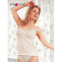 MIORRE WOMEN TANK TOP WITH STRING STRAP %100 COTTON