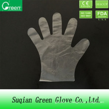 Пищевая переработка PE перчатки