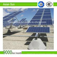 Solar Bügel der Verknüpfung gekippt einachsigen Nachführsystem