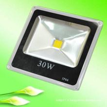 2014 alibaba haute qualité plus lumineux ip65 100-240v / 110v / 220v / dc12v-24v 2700k-7500k 12v 30 watts éclairage extérieur à LED
