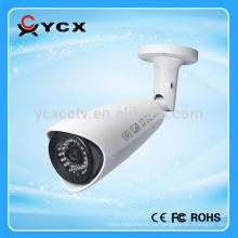960P AHD cámara de la bala del IR AHD lente varifocal de la cámara 2.8-12m m