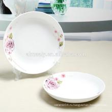 дешевые фарфоровая тарелка