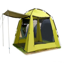 Outdoor Tent Camping Tent 5-8 People Tent Park Beach Tent