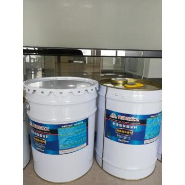 T301 Antichloor-antislip polyurea-coating waterpark