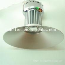 Los lúmenes altos 100-240v 80w 100w llevaron el uso ligero de la bahía alta para la fábrica, la industria y el almacén llevaron la lámpara de la bahía alta