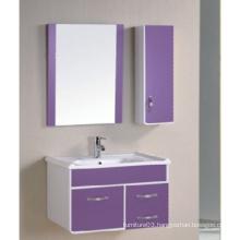 Hot Sale PVC Bathroom Vanity with Sink
