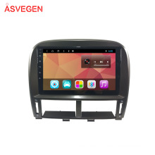 Android10.0 Car Video Player Car Radio GPS Support Playstore GPS AC For 2001-2003 2004-2006 Lexus LS430