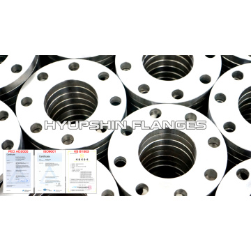 SANS 1123 Flange Slip on FF RF Steel