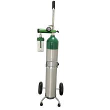 2.5L/3.4L/5L10L/13.4L/20L/30L AA6061 Empty Medical O2 Oxygen Aluminum Gas Cylinder cilindros de aluminio