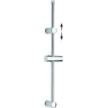 Stainless Steel Shower Rod Sliding Rail Bar
