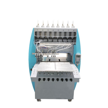 silicone dispensing machine to make rubber cartoon ballpen
