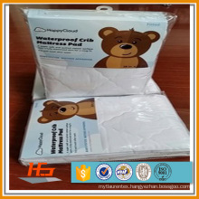 100% cotton baby crib waterproof Mattress Cover Wholesale
