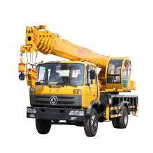 6 tons mini crane truck mounted truck crane