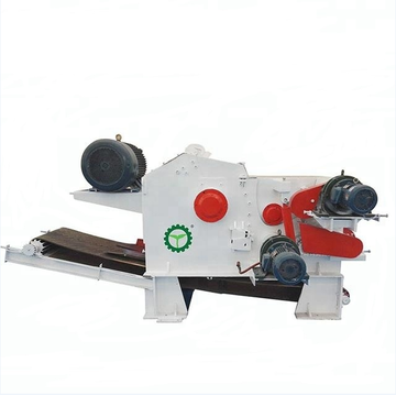 Drum Wood Crusher Machine For Wood Chips