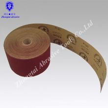 10cm * 50m billig und gute Qualität Sandpapierrolle für die Dekoration, Nagelfeile, Fußausfall, Malerei