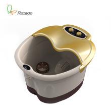 Intelligent Built-in cabeças de massagem intercambiáveis Aquecimento banheira de massagem pé