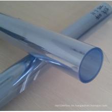 Hoja de PVC Rígido Transparente Alta Calidad