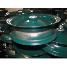 High Quality Wheel Barrow Metal Rim (400-8)