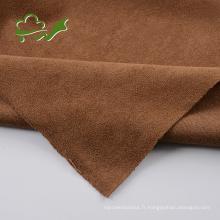 Tissu de doublure en daim de cercueil